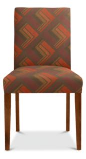 Peyton Side Chair in Metric Mocha