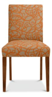 Peyton Side Chair in Marlin Spice