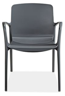 Tiffany Recycled Arm Chair in Grey