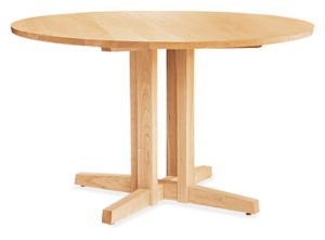 Turner 54r Dining Table in Maple