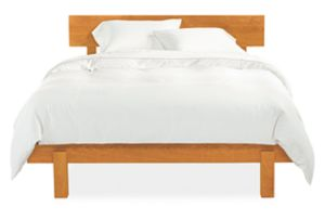 "Anders King Bed in Cherry for 78"" Mattress"