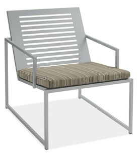 Cruz Chair Seat Cushion in Outdura Sunset Sky