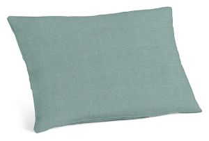 Outdoor Pillow 20x13 in Sunbrella Canvas Spa