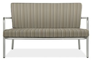 Selena Sofa Cushion Set in Outdura Sunset Sky