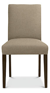 Peyton Side Chair in Dawn Pewter