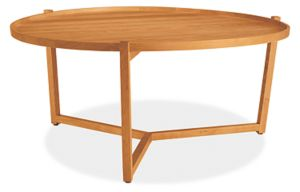 Jax 37r 16h Tray Cocktail Table in Cherry