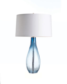 Drew Glass Lamp