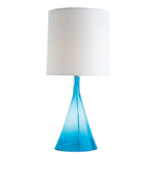 Willa Glass Lamp