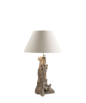Jetty Driftwood Lamp