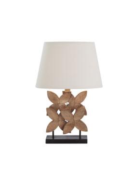 Marian Wood Lamp