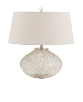 Chloe Glass Lamp
