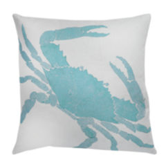 Crab Pillow - Wave