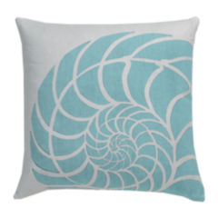 Nautilus Pillow - Wave
