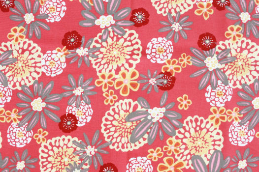 IN-STOCK: Summer Bloom / Rhubarb