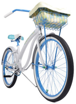 Limited Edition Beach Cruiser - Summerbloom