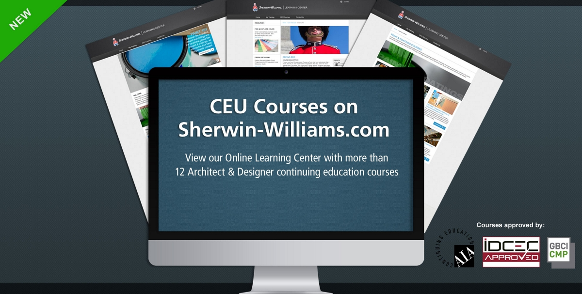 Architects, Specifiers and Designers: Find a Sherwin Williams ...