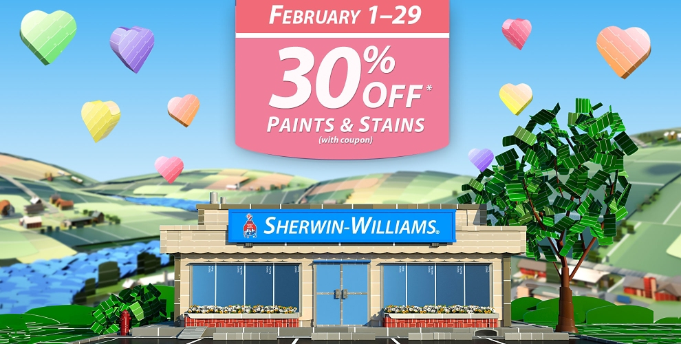 February Coupon Event
