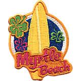 Myrtle Beach - Surfboard