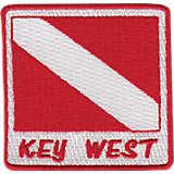 Key West Dive Flag