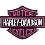 Harley Davidson - Bar & Shield Pink