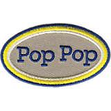 Pop Pop - Oval