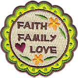 Faith, Family, Love