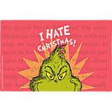 Dr. Seuss™ - I Hate Christmas Grinch