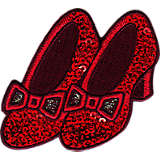 THE WIZARD OF OZ™ - Sequin Ruby Slipper