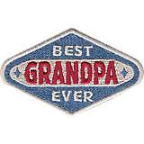Hallmark - Best Grandpa Denim