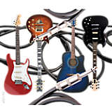 Guitar and Cords