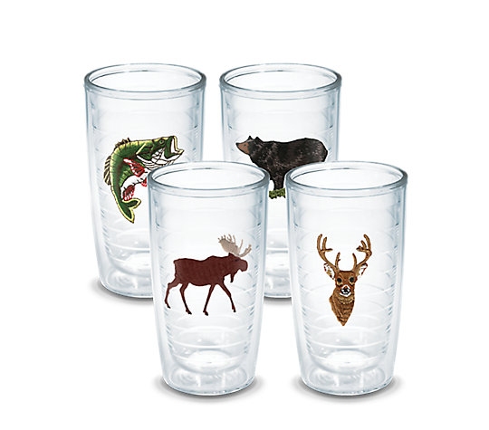 Outdoors 4-Pack Gift Set