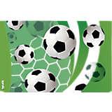 Soccer Balls - Turf Background