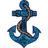 Anchor - Sequin