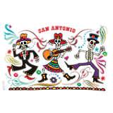 San Antonio Mexican Skeletons