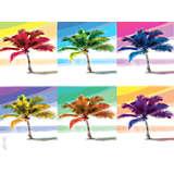 Pop Art Palm Tree