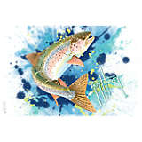 Guy Harvey® - Trout Splash