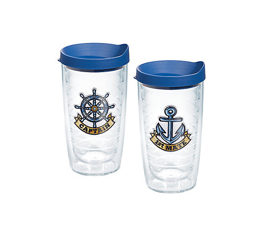 Captain First Mate - 2-Pack Gift Set