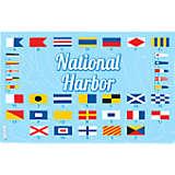 Nautical Flag National Harbor