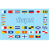 Nautical Flag Newport