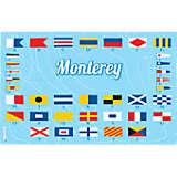 Nautical Flag Monterey
