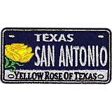 San Antonio Yellow Rose of Texas