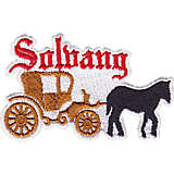 Horse and Buggy Solvang