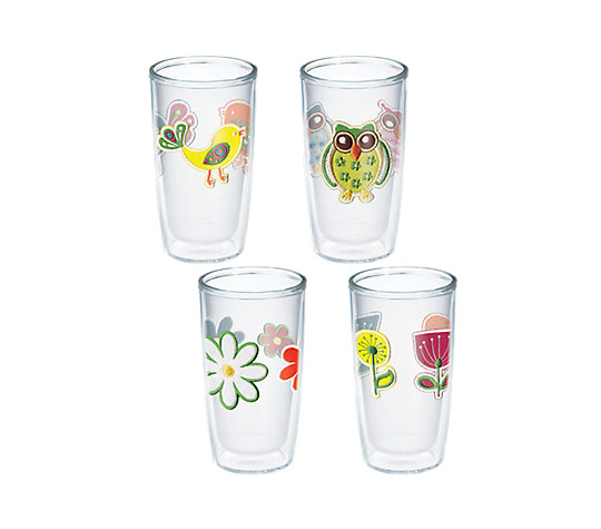 Tervis 70th Celebration Retro 4-Pack Gift Set
