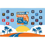 MLB® Spring Training Grapefruit League 2016