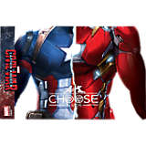 Marvel® - Captain America Movie Torso