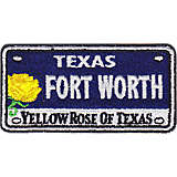 Fort Worth Yellow Rose of Texas