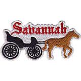 Horse and Buggy Savannah