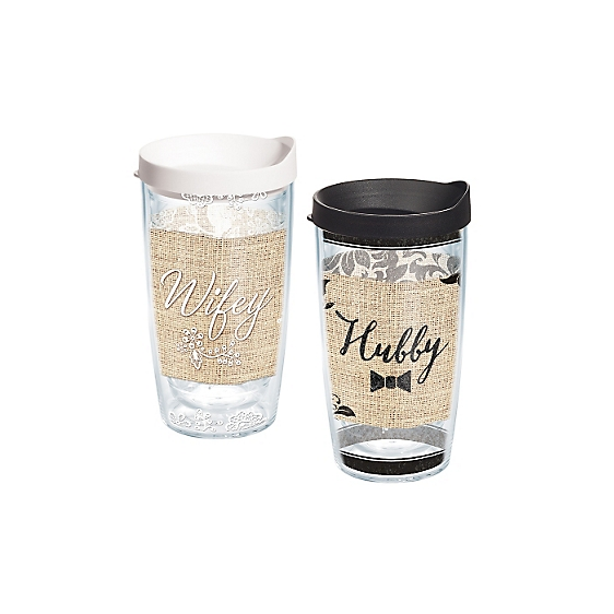 Wifey and Hubby 2-Pack Gift Set