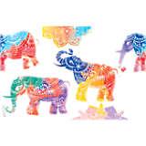 Mehndi Elephant