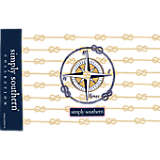 Simply Southern® - Compass Rose Glitter